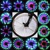 motorized bicycle spoke lights
